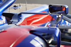 February 18, 2019 - Barcelona, Catalonia, Spain - Daniil Kvyat (Red Bull Toro Rosso Honda) during the winter test days at the Circuit de Catalunya in Montmelo (Catalonia), February 18, 2019. (Credit Image: © Fernado Pidal/NurPhoto via ZUMA Press)