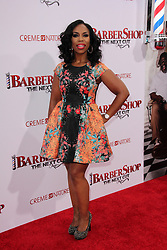 """Lauren Lake, at the """"Barbershop The Next Cut"""" Premiere, TCL Chinese Theater, Hollywood, CA 04-06-16. EXPA Pictures © 2016, PhotoCredit: EXPA/ Photoshot/ Martin Sloan<br /> <br /> *****ATTENTION - for AUT, SLO, CRO, SRB, BIH, MAZ, SUI only*****"""