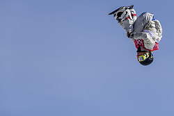 19-02-2018 KOR: Olympic Games day 10, Pyeongchang<br /> Snowboard Big Air qualification at Alpensia Ski Jumping Centre /