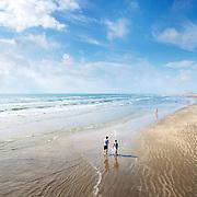 Beach at Port Aransas, Texas