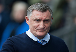 Blackburn Rovers manager Tony Mowbray - Mandatory by-line: Jack Phillips/JMP - 17/02/2019 - FOOTBALL - Ewood Park - Blackburn, England - Blackburn Rovers v Middlesbrough - English Football League Championship