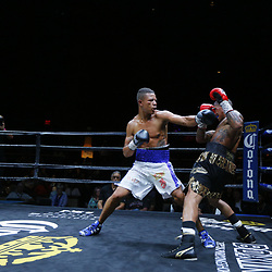 A Premier Boxing Champions bout featuring super welterweights,Justin Deloach vs Jeisson Rosario on Saturday, May, 26, 2017 at the Beau Rivage Casino and Resort in Biloxi, Mississippi. Photo by: Derick E. Hingle/Premier Boxing Champions