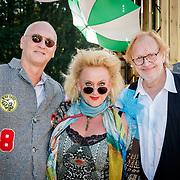 NLD/Zeist/20180510 - Première van Ashtonia, show Enfant Terrible, Marnix Busstra en partner Karin Bloemen met Jan Aarntzen