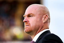 Burnley manager Sean Dyche - Mandatory by-line: Robbie Stephenson/JMP - 30/08/2018 - FOOTBALL - Turf Moor - Burnley, England - Burnley v Olympiakos - UEFA Europa League Play-offs second leg