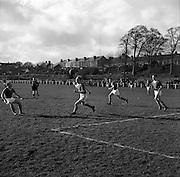 26/02/1961<br /> 02/26/1961<br /> 26 February 1961<br /> Soccer, League of Ireland: St. Patricks Athletic v Cork Hibernians at Richmond Park, Inchicore, Dublin.
