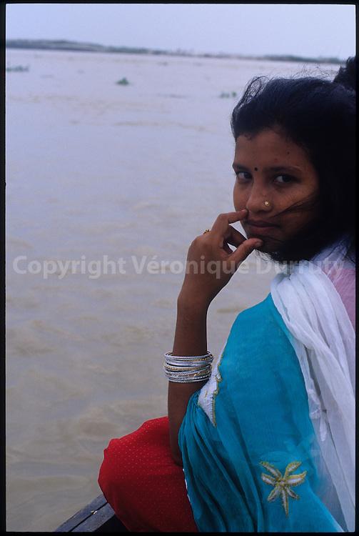 living on the chars, Bangladesh // Vivre sur les chars, Bangladesh