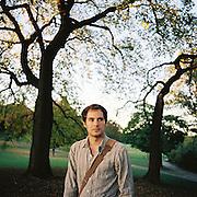 BROOKLYN, NEW YORK - 2010: Photographer Matt Eich.