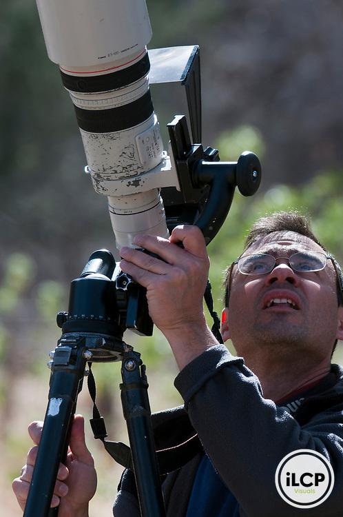 ILCP photographer Claudio Contreras Koob.
