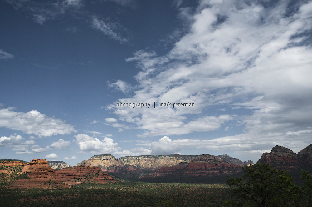 Scenic views of Sedona while on a jeep tour with Kevin Torres of Earth Wisdom Jeep Tours.