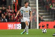 Ander Herrera (21) of Manchester United during the Premier League match between Bournemouth and Manchester United at the Vitality Stadium, Bournemouth, England on 18 April 2018. Picture by Graham Hunt.