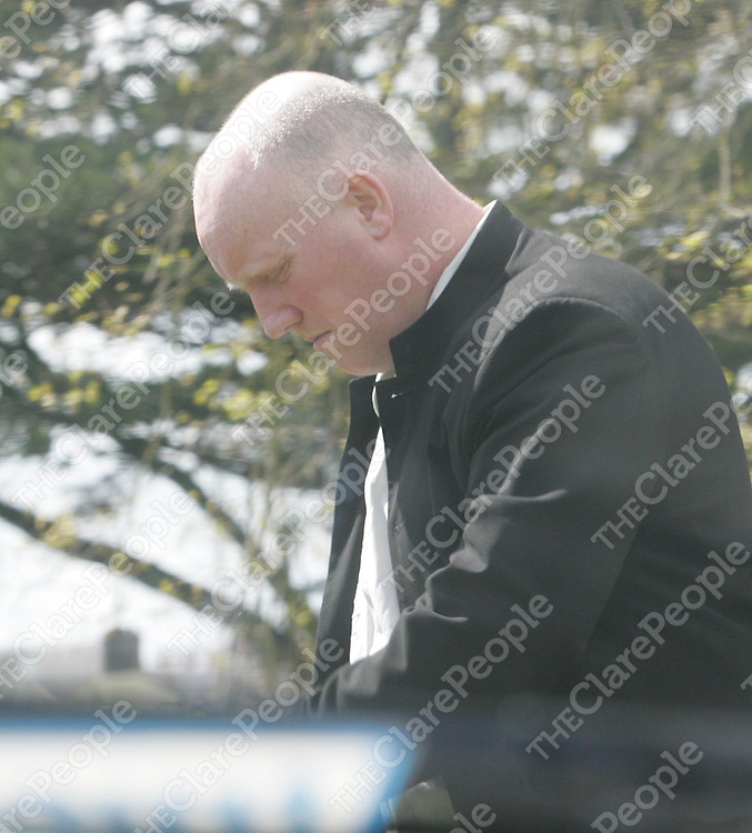 5/5/2006<br />Keith Molloy pictured leaving Ennis Circuit Court on Friday.<br />Picture: Press 22