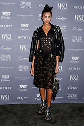 November 2, 2016 - New York, New York, USA - Imaan Hammam attends the WSJ Magazine Innovator Awards 2016 at Museum of Modern Art on November 2, 2016 in New York City. (Credit Image: © Future-Image via ZUMA Press)