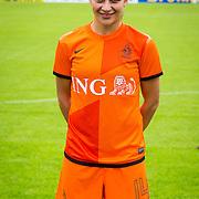 NLD/Velsen/20130701 - Selectie Nederlands Dames voetbal Elftal, Renee Slegers