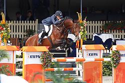 Klompmaker Hester (NED) - Whistler<br /> KWPN Paardendagen Ermelo 2010<br /> © Dirk Caremans
