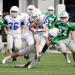 10-19-2019 Jesuit vs Newman Middle 7-8th Grade Football