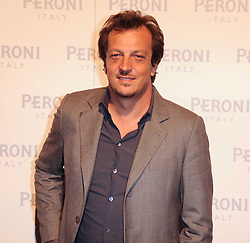 Film director GABRIELE MUCCINO at the Launch of Peroni Nastro Azzurro Accademia del Film Wrap Party Tour held atThe Boiler House, 152 Brick Lane, London E1 on 25th August 2010.