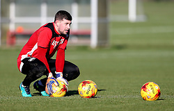 Frank Fielding of Bristol City takes part in training - Mandatory by-line: Robbie Stephenson/JMP - 19/01/2017 - FOOTBALL - Bristol City Training Ground - Bristol, England - Bristol City Training