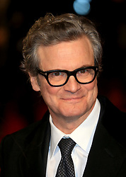 at the The Mercy world premiere at Curzon Mayfair in London, UK. 06 Feb 2018 Pictured: Colin Firth. Photo credit: Fred Duval/MEGA TheMegaAgency.com +1 888 505 6342