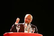 Mannheim. 19.09.17 | SPD-Kanzlerkandidat Martin Schulz im Capitol Mannheim.<br /> Im Wahlkampf zur Bundestagswahl unterstützt Kanzlerkandidat Martin Schulz Mannheims SPD Bundestagsabgeordneter Stefan Rebmann.<br /> <br /> <br /> BILD- ID 2390 |<br /> Bild: Markus Prosswitz 19SEP17 / masterpress (Bild ist honorarpflichtig - No Model Release!)