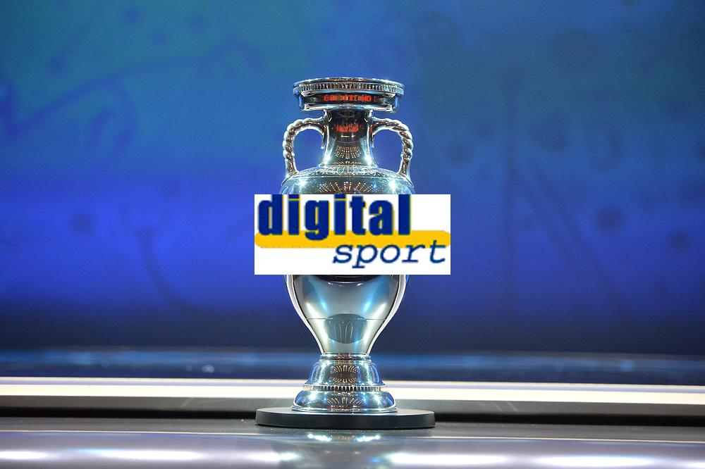 Illustration - Trophee Euro - championnat d Europe de football