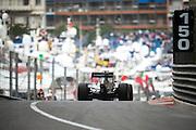May 22, 2014: Monaco Grand Prix: Lewis Hamilton (GBR), Mercedes Petronas