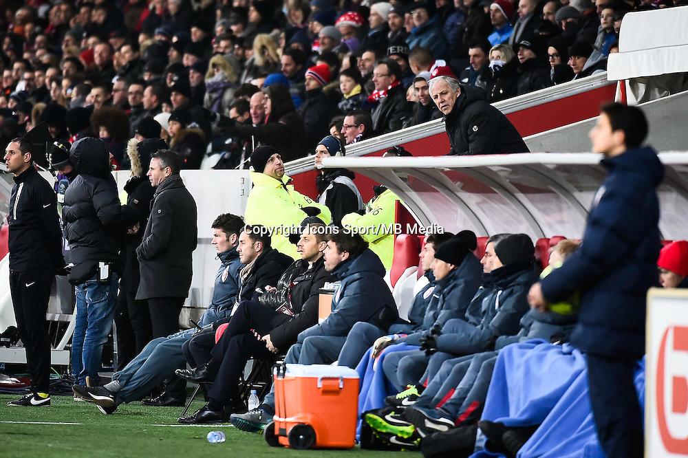 Rene GIRARD - 03.12.2014 - Lille / Paris Saint Germain - 16eme journee de Ligue 1<br />Photo : Fred Porcu / Icon Sport