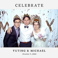 Michael & Yuting Wedding PhotoBooth