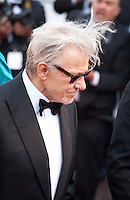 Actor Harvey Keitel<br /> at the gala screening for the film Youth at the 68th Cannes Film Festival, Wednesday May 20th 2015, Cannes, France.