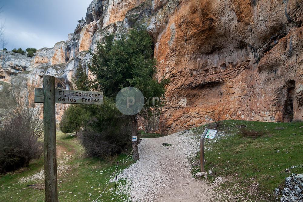Colmenar de los frailes. Cañón de Rio Lobos. Soria ©Country Sessions / PILAR REVILLA