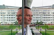 THE NETHERLANDS-THE HAGUE. June 26, 2005. Henk Kamp, Dutch Secretary of Defence / Den Haag. 25/06/05. Minister van Defensie Henk Kamp. PHOTO: GERRIT DE HEUS