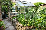 Euan sutherland's Garden - Scotland, summer
