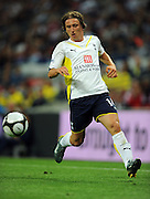 Luka Modric.Tottenham Hotspur 2009/10.Tottenham Hotspur V FC Barcelona 24/07/09.The Wembley Cup at Wembley Stadium.