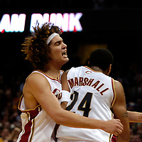 4.1.06 Miami Heat at Cleveland Cavaliers
