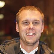 NLD/Amsterdam/20160210 - gasten arriveren bij Correspondents' Dinner 2016, Armin van Buuren