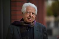 DEU, Deutschland, Germany, Berlin, 18.10.2017: Portrait von Saul Friedländer, Historiker und Holocaust-Überlebender.