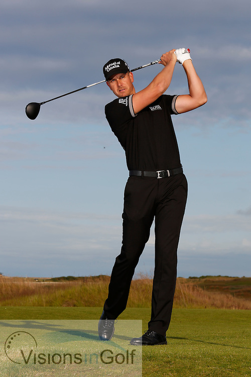 Henrik Stenson<br /> Callaway Players<br /> <br /> Pictures: Mark Newcombe