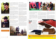 Reportage about the european champinship for hare hound hunting dogs. Hundesport is the magazin of The Norwegian Kennel Club, the largest canine organization in Norway.