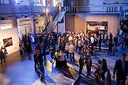 The Photographers' Gallery Deutsche Borse Photography prize 2011.  Ambika P3. Baker St. London. 26 April 2011.  -DO NOT ARCHIVE-© Copyright Photograph by Dafydd Jones. 248 Clapham Rd. London SW9 0PZ. Tel 0207 820 0771. www.dafjones.com.