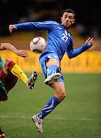 Fussball International, Italienische Nationalmannschaft  Italien - Kamerun 03.03.2010 Fabio Quagliarella (ITA)