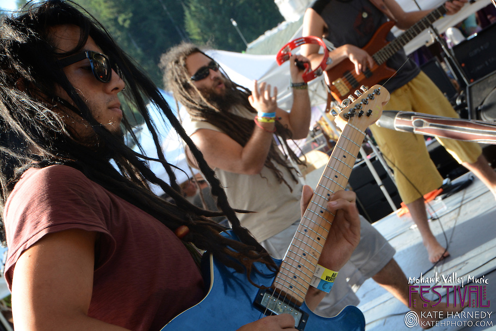 Sol Seed at the Mohawk Valley Music Festival in Marcola Oregon.