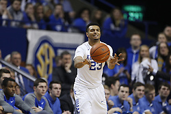 The University of Kentucky hosted Wright State Friday, Nov. 20, 2015 at Rupp Arena in Lexington.