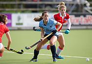 NIJMEGEN - 2017 Hoofdklasse dames<br /> Nijmegen v Hurley<br /> Foto: Cristina Escudé Novell.<br /> WORLDSPORTPICS COPYRIGHT FRANK UIJLENBROEK