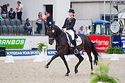 Jeanine Nieuwenhuis - TDN's Truemanda<br /> CHIO Rotterdam 2013<br /> © DigiShots