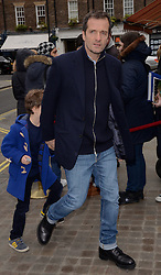 David Heyman attends The Working Title Pre BAFTA VIP Brunch at the Chiltern Firehouse, London on Saturday 7 February 2015