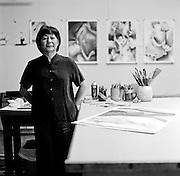 Artist Kelly Adachi