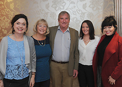 Pictured at Westport's Rolling Sun Book Festival festival over the weekend.<br /> Pic Conor McKeown