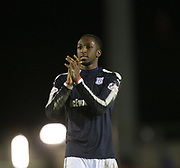 30th January 2018, Tulloch Caledonian Stadium, Inverness, Scotland; Scottish Cup 4th round replay, Inverness Caledonian Thistle versus Dundee; Dundee's Glen Kamara at the end