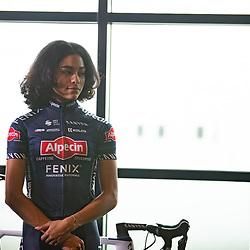 03-01-2020: Wielrennen: Teampresentatie Corendon: Amsterdam<br />Ceylin cel Carmen Alvarado