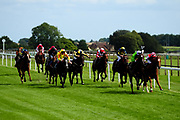 Aweemaweh ridden by Charles Bishop and trained by Mick Channon in the Visit Valuerater.Co.Uk For Best Free Tips Handicap (Value Rater Racing Club Summer Sprint Series) (Class 6)Sounds Commercial Bristol Maiden Stakes (Class 5) race. Tommy Rock ridden by Adam Kirby and trained by Clive Cox in the Visit Valuerater.Co.Uk For Best Free Tips Handicap (Value Rater Racing Club Summer Sprint Series) (Class 6)Sounds Commercial Bristol Maiden Stakes (Class 5) race. Barking Mad ridden by Harry Bentley and trained by David Evans in the Visit Valuerater.Co.Uk For Best Free Tips Handicap (Value Rater Racing Club Summer Sprint Series) (Class 6)Sounds Commercial Bristol Maiden Stakes (Class 5) race. Falconidae ridden by Sean Levey and trained by Richard Hannon in the Visit Valuerater.Co.Uk For Best Free Tips Handicap (Value Rater Racing Club Summer Sprint Series) (Class 6)Sounds Commercial Bristol Maiden Stakes (Class 5) race. Big Impact ridden by Eoin Walsh and trained by Luke McJannet in the Visit Valuerater.Co.Uk For Best Free Tips Handicap (Value Rater Racing Club Summer Sprint Series) (Class 6)Sounds Commercial Bristol Maiden Stakes (Class 5) race. ,Brad The Brief ridden by David Probert and trained by Tom Dascombe in the Visit Valuerater.Co.Uk For Best Free Tips Handicap (Value Rater Racing Club Summer Sprint Series) (Class 6)Sounds Commercial Bristol Maiden Stakes (Class 5) race. Sand Diego ridden by Pat Dobbs and trained by Peter Crate in the Visit Valuerater.Co.Uk For Best Free Tips Handicap (Value Rater Racing Club Summer Sprint Series) (Class 6)Sounds Commercial Bristol Maiden Stakes (Class 5) race. - Ryan Hiscott/JMP - 21/08/2019 - PR - Bath Racecourse - Bath, England - Race Meeting at Bath Racecourse