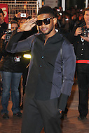 CANNES, FRANCE - JANUARY 22:  Usher attends the NRJ Music Awards 2011 on January 22, 2011 in Cannes, France.  (Photo by Tony Barson/WireImage)